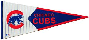Winning Streak MLB Chicago Cubs Classic Pennant