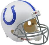 NFL Colts (59-77) Replica Full Size Helmet (TB)