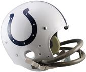 NFL Indianapolis Colts TK Suspension Helmet