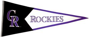 Winning Streak Colorado Rockies Classic Pennant