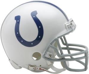 NFL Indianapolis Colts Mini Helmet (Replica)