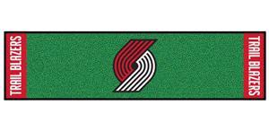 Fan Mats NBA Portland Putting Green Mat