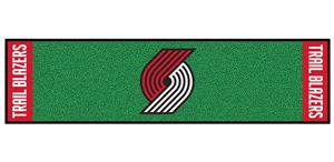 Fan Mats Portland Trail Blazers Putting Green Mats