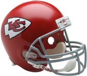 NFL Chiefs (63-73) Replica Full Size Helmet (TB)