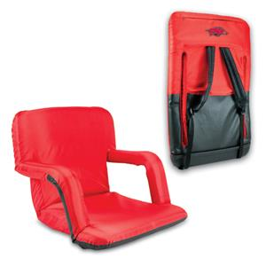 Picnic Time University Arkansas Ventura Recliner