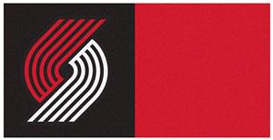 Fan Mats NBA Portland Trail Blazers Carpet Tiles