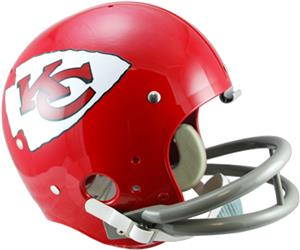 NFL Chiefs (63-73) Replica TK Suspension Helmet