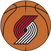 Fan Mats NBA Portland Trail Blazers Basketball Mat