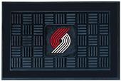 Fan Mats NBA Portland Medallion Door Mat
