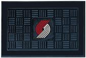 Fan Mats Portland Trail Blazers Door Mats
