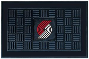 Fan Mats NBA Portland Medallion Door Mat