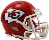 NFL Kansas City Chiefs Speed Mini Helmet