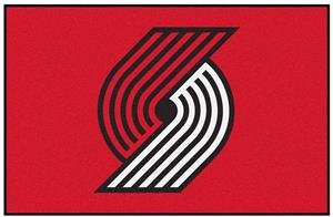 Fan Mats Portland Trail Blazers Starter Mats