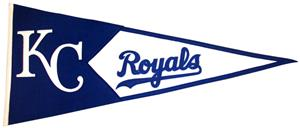 Winning Streak Kansas City Royals Classic Pennant
