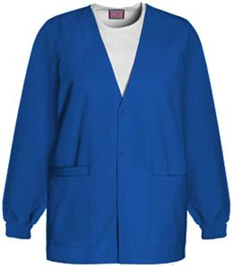 Cherokee Women's Cardigan Warm-Up Scrub Jacket