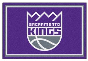 Fan Mats Sacramento Kings 5&#39; x 8&#39; Rugs