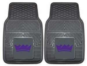 Fan Mats Sacramento Kings Vinyl Car Mats
