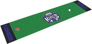 Fan Mats Sacramento Kings Putting Green Mats