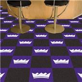 Fan Mats NBA Sacramento Kings Carpet Tiles