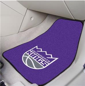 Fan Mats Sacramento Kings Carpet Car Mats (set)