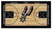 Fan Mats NBA San Antonio Spurs Court Runner