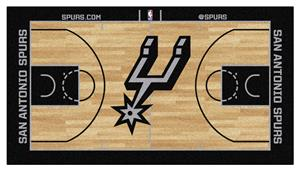 Fan Mats NBA San Antonio Spurs Court Runner