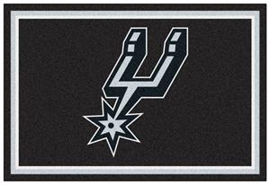 Fan Mats San Antonio Spurs 5&#39; x 8&#39; Rugs