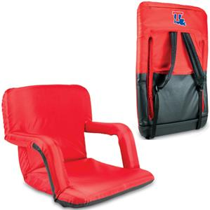 Picnic Time Louisiana Tech Ventura Recliner