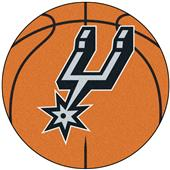 Fan Mats San Antonio Spurs Basketball Mats