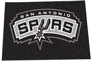 Fan Mats San Antonio Spurs Starter Mats