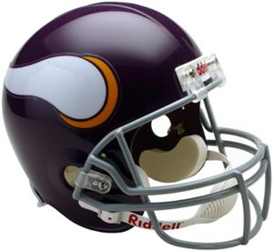 NFL Vikings (61-79) Replica Full Size Helmet (TB)