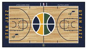 Fan Mats Utah Jazz Large NBA Court Runners