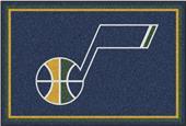 Fan Mats Utah Jazz 5' x 8' Rugs