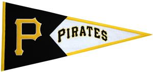 Winning Streak Pittsburgh Pirates Classic Pennants