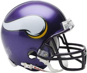 NFL Minnesota Vikings Mini Helmet (Replica)
