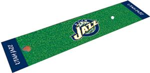 Fan Mats Utah Jazz Putting Green Mats