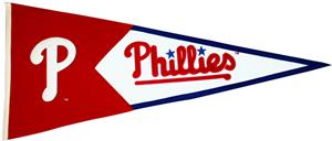 Winning Streak MLB Philadelphia Phillies Pennant