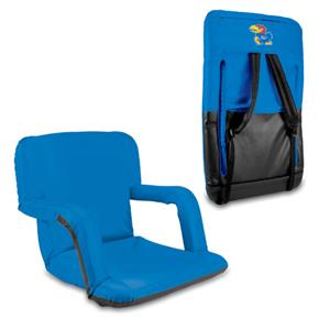 Picnic Time University of Kansas Ventura Recliner