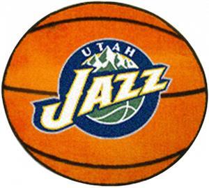 Fan Mats Utah Jazz Basketball Mats