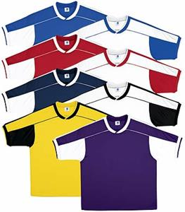 CLOSEOUT-High Five Santos Soccer Jerseys (238)