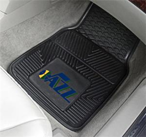 Fan Mats Utah Jazz Vinyl Car Mats