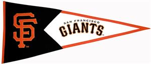 WinningStreak San Francisco Giants Classic Pennant
