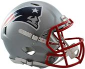 NFL Patriots On-Field Full Size Helmet (Speed)