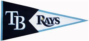 Winning Streak MLB Tampa Bay Rays Classic Pennant