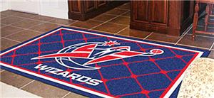 Fan Mats Washington Wizards 5' x 8' Rugs