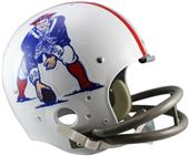 NFL Patriots (61-64) Replica TK Suspension Helmet