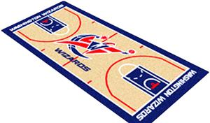Fan Mats Washington Wizards NBA Court Runners