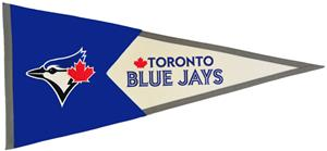 Winning Streak Toronto Blue Jays Classic Pennant