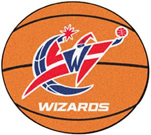 Fan Mats Washington Wizards Basketball Mats