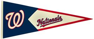Winning Streak MLB Washington Nationals Pennant